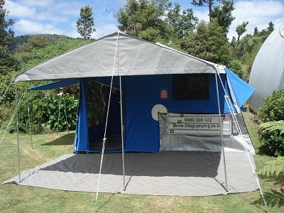 photos of the 3 dog camper trailers and accessories. Black Bedroom Furniture Sets. Home Design Ideas